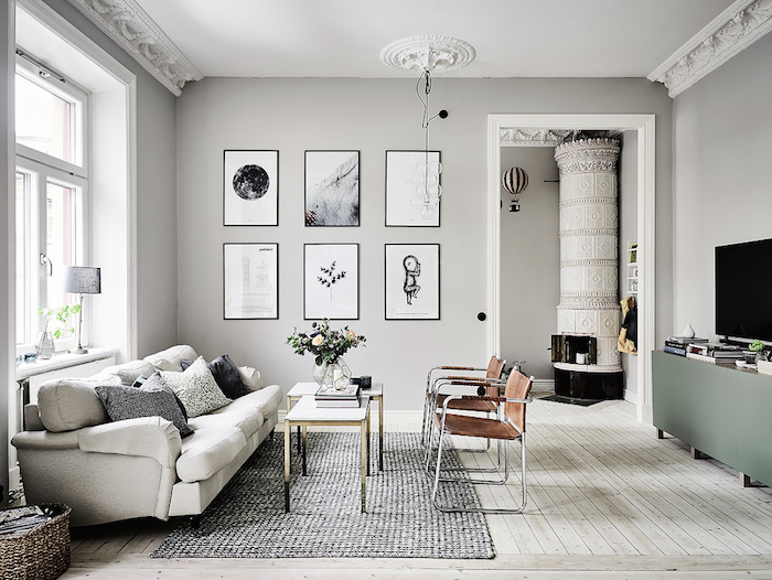 Quelle couleur avec le blanc et gris ?